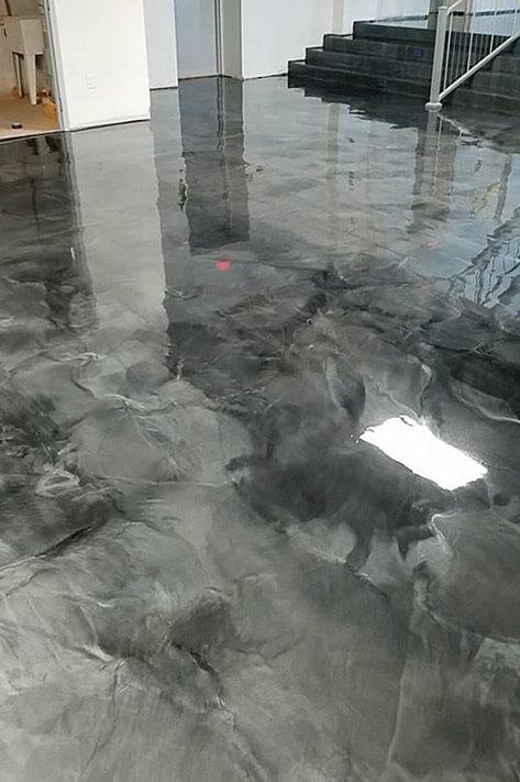 Бетон и эпоксидная смола купить пропорции бетонной смеси для заливки
