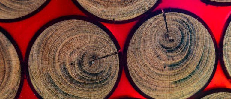 Поднос из эпоксидной смолы и дерева своими руками